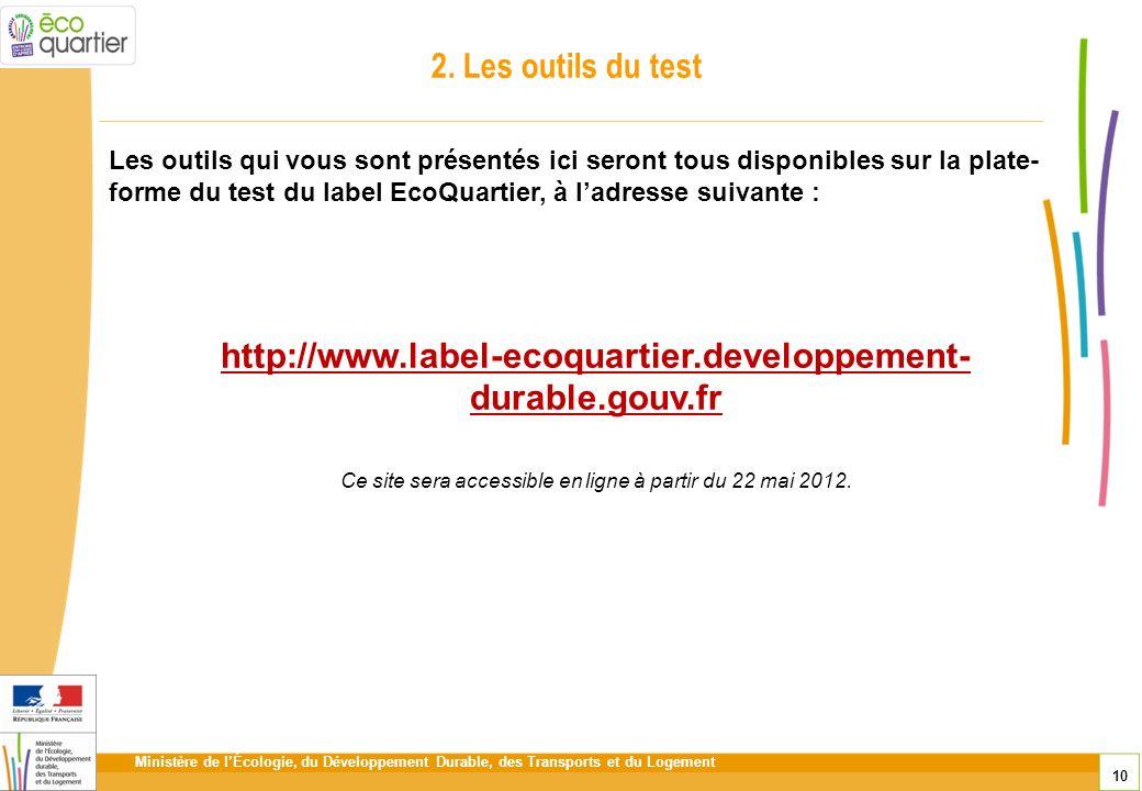 Ce site sera accessible en ligne à partir du 22 mai 2012.