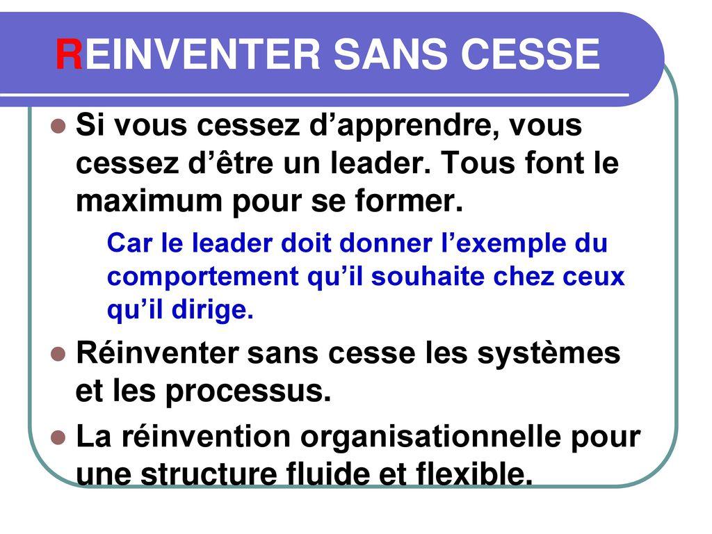 comportement d un leader pdf