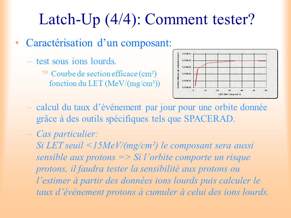 Latch-Up (4/4): Comment tester