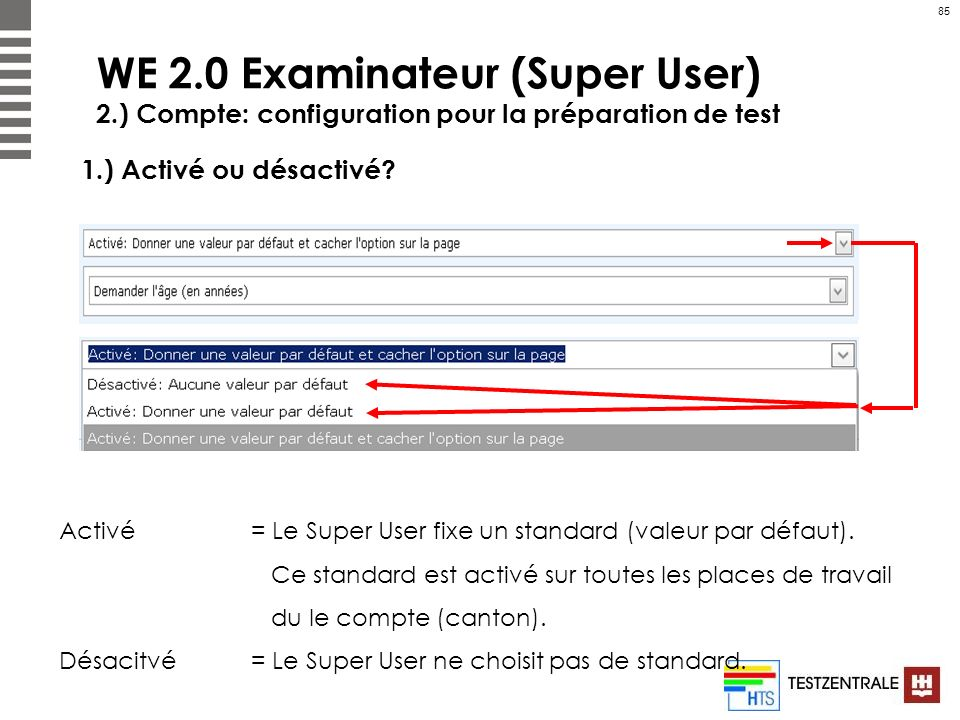 WE 2. 0 Examinateur (Super User) 2