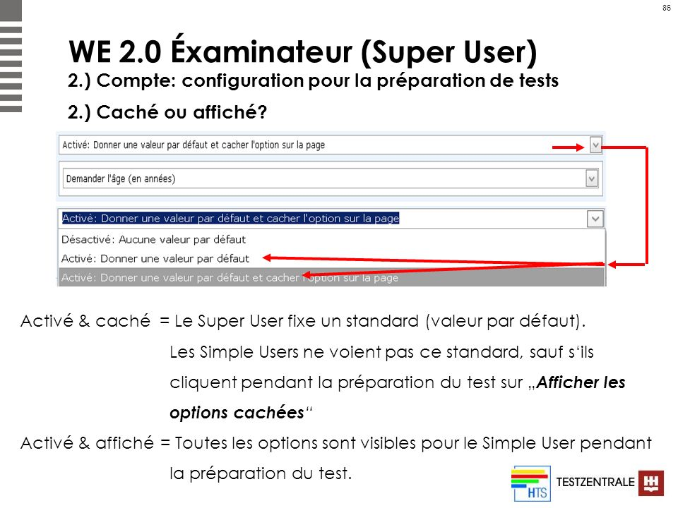 WE 2. 0 Éxaminateur (Super User) 2