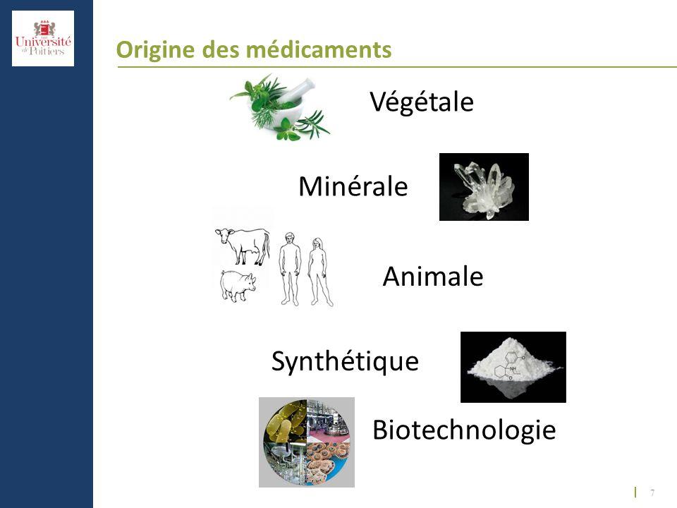 Végétale Minérale Animale Synthétique Biotechnologie