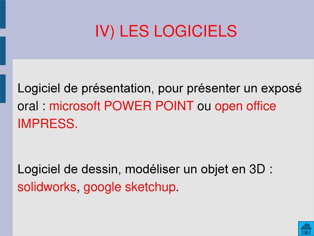Notions informatiques rappel ppt video online t l charger - Open office impress telecharger gratuit ...
