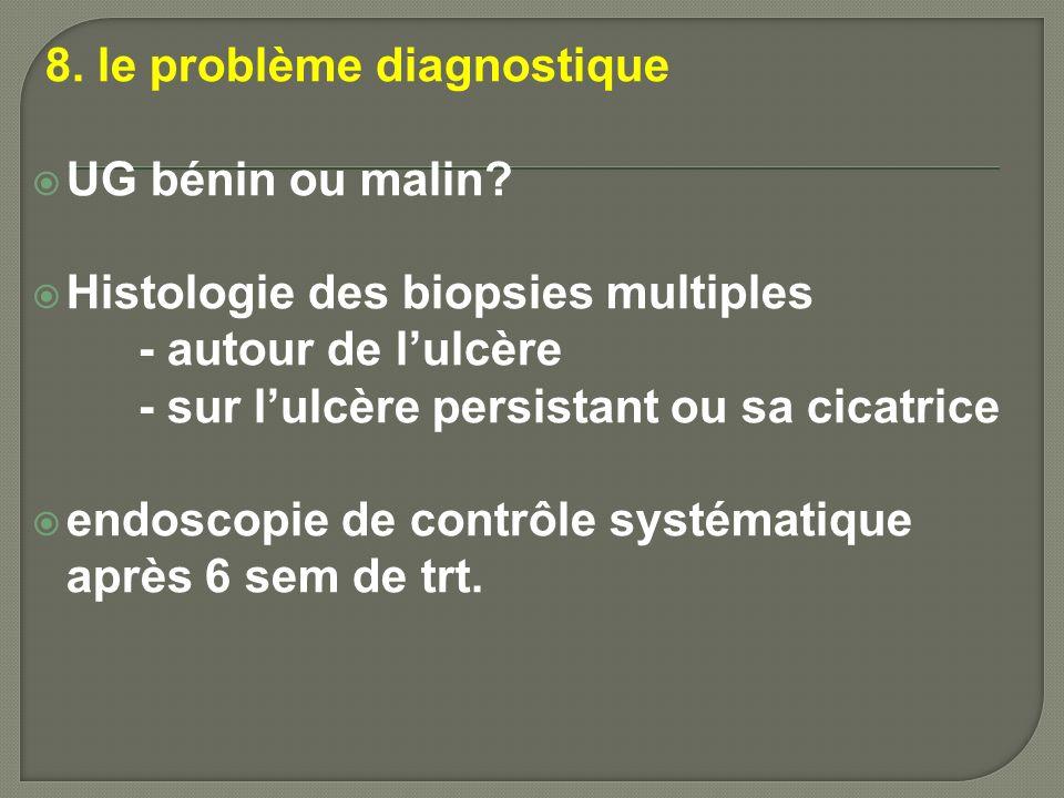 8. le problème diagnostique