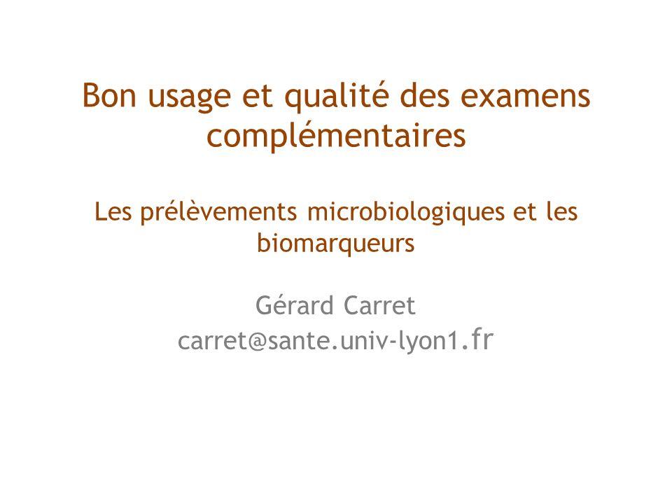 Gérard Carret carret@sante.univ-lyon1.fr