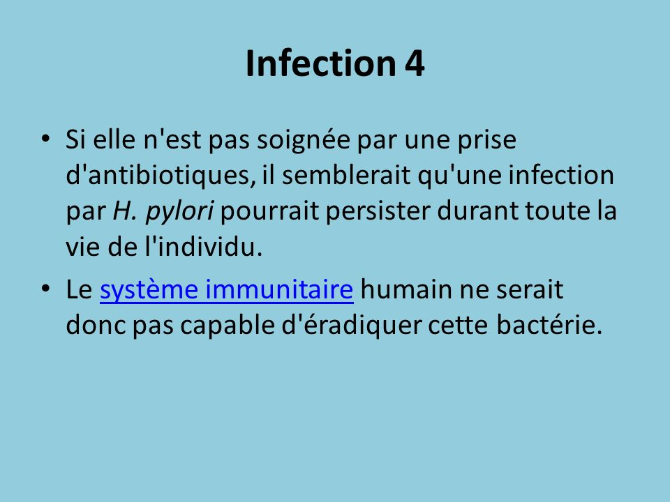 Infection 4