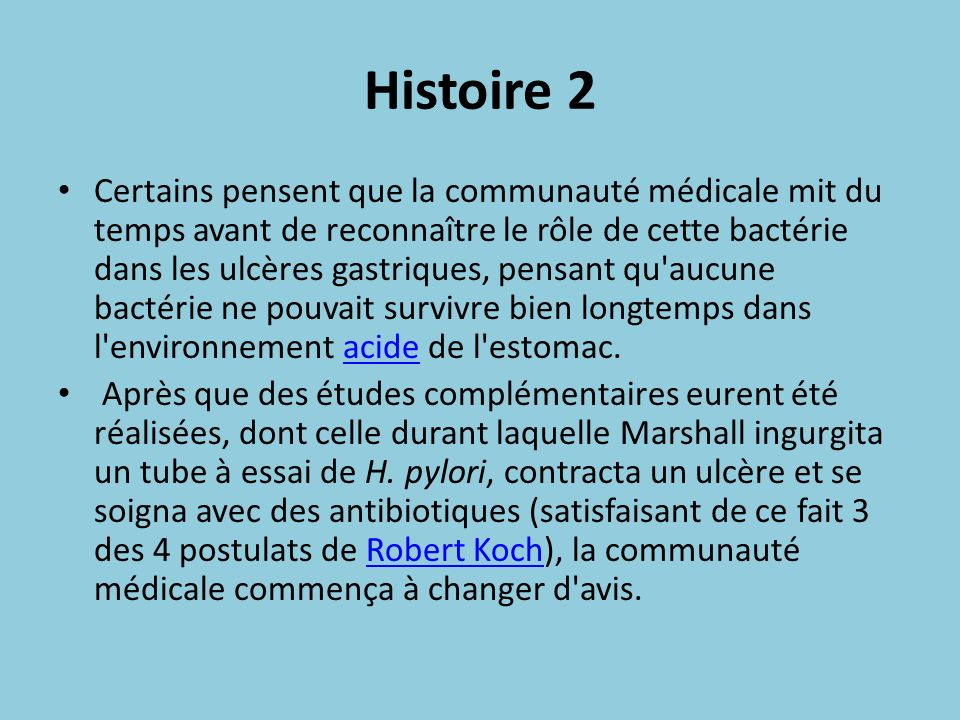 Histoire 2