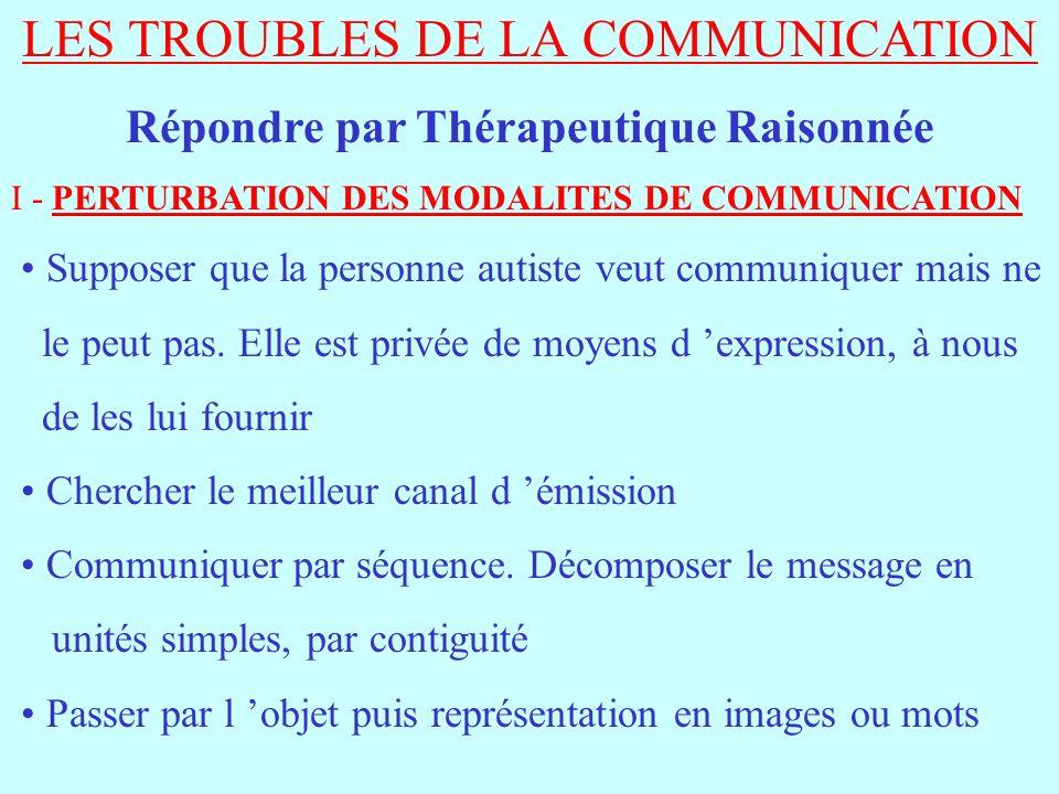Répondre par Thérapeutique Raisonnée