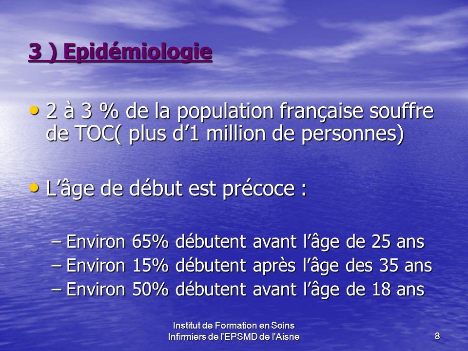 Institut de Formation en Soins Infirmiers de l EPSMD de l Aisne