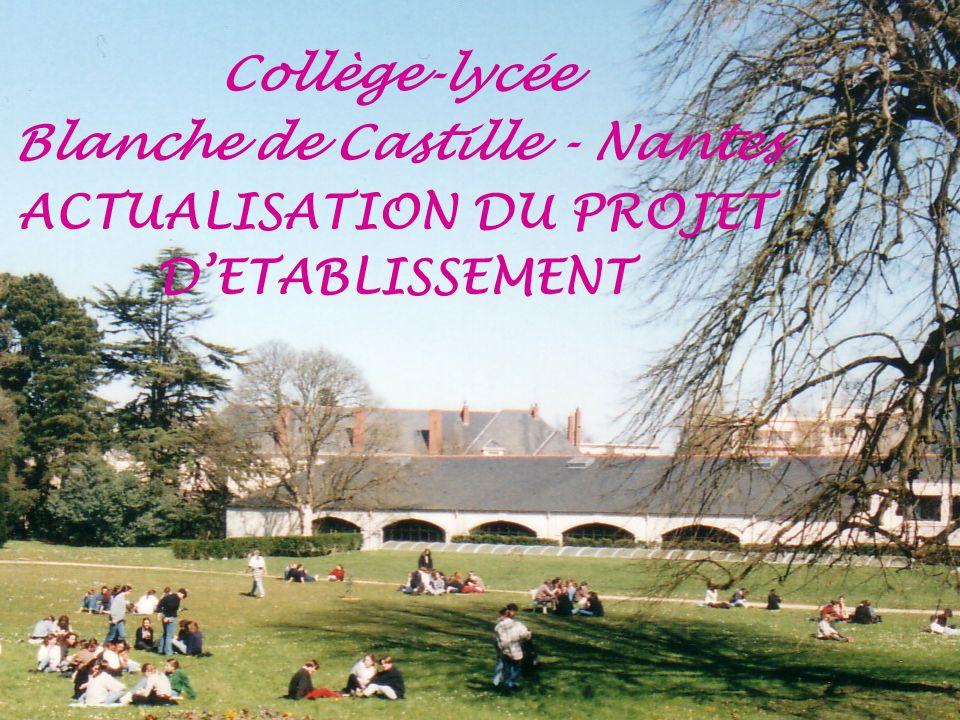 Blanche de Castille - Nantes