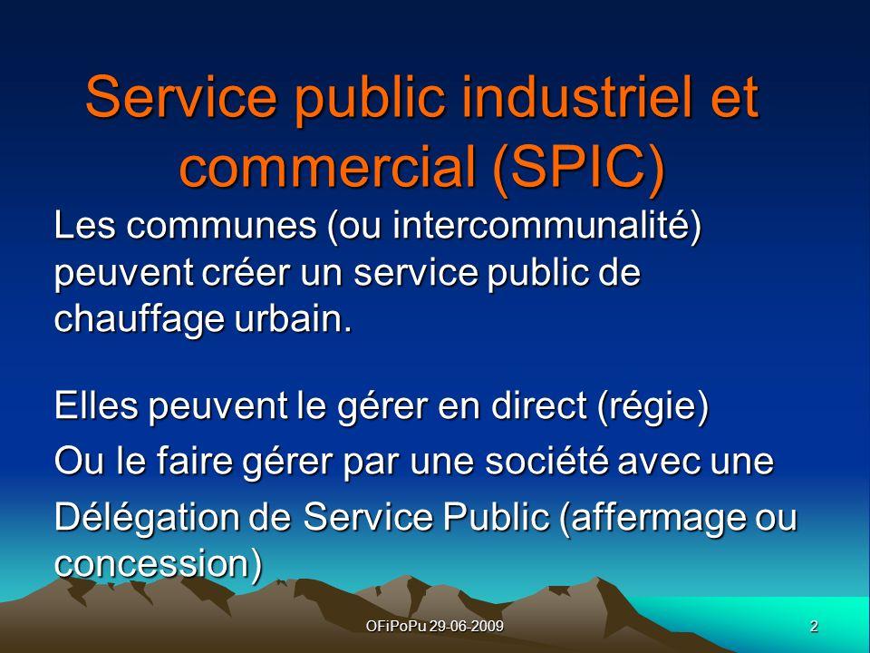 Service public industriel et commercial (SPIC)
