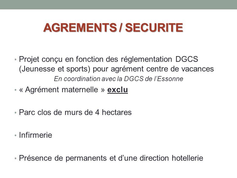 En coordination avec la DGCS de l'Essonne