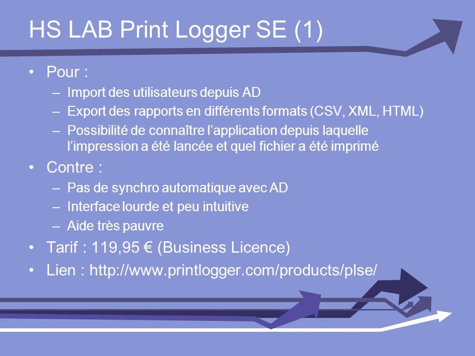 HS LAB Print Logger SE (1)