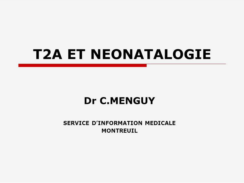 Dr C.MENGUY SERVICE D'INFORMATION MEDICALE MONTREUIL