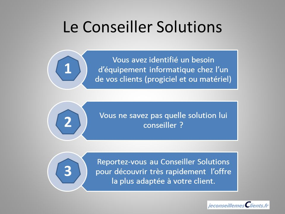 Le Conseiller Solutions