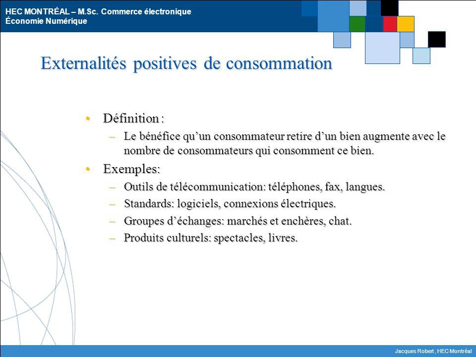 Externalités positives de consommation