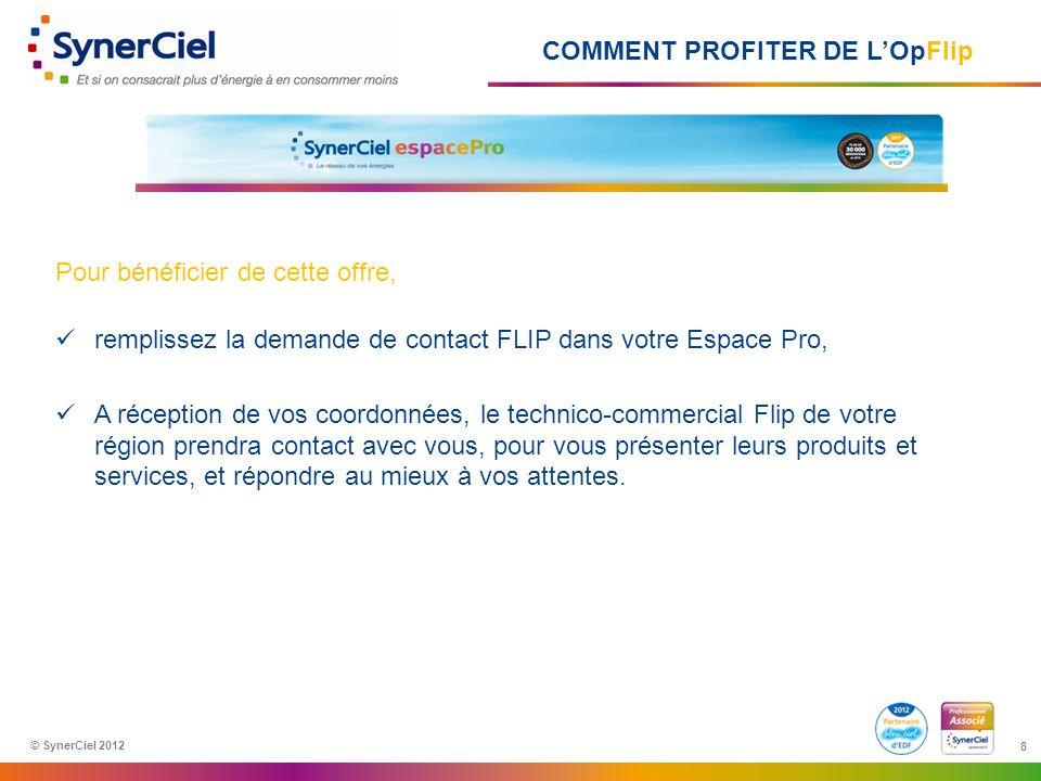 COMMENT PROFITER DE L'OpFlip
