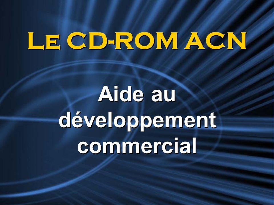 Aide au développement commercial