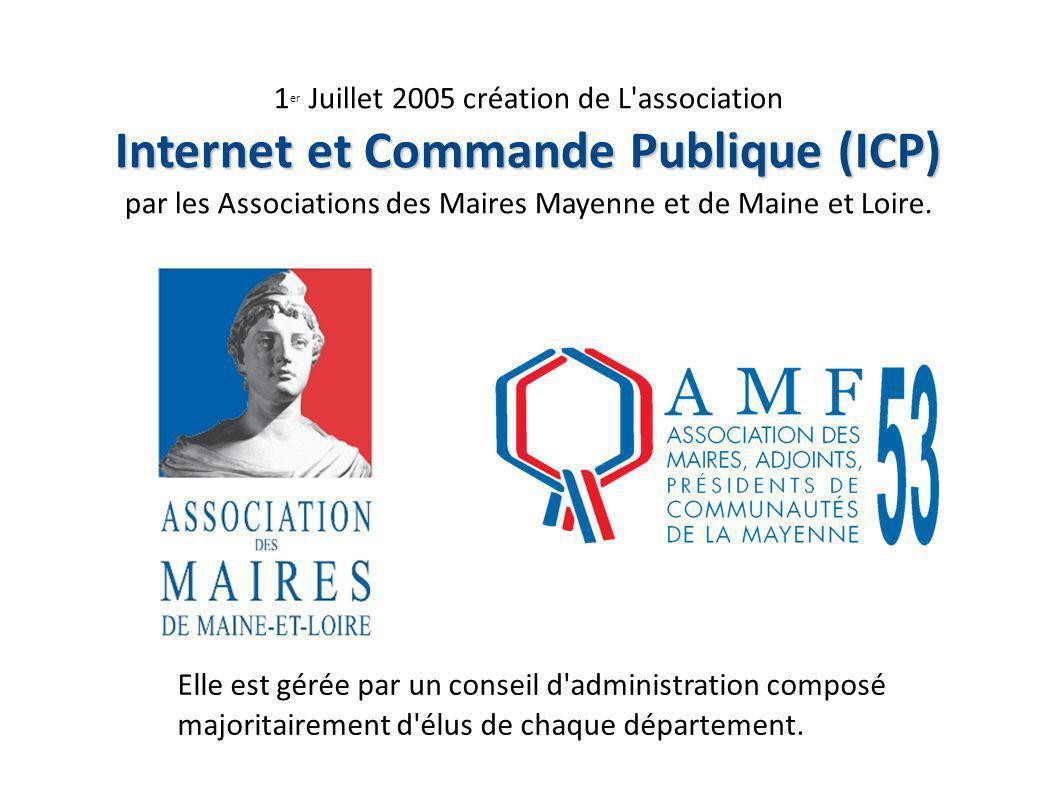 Internet et Commande Publique (ICP)