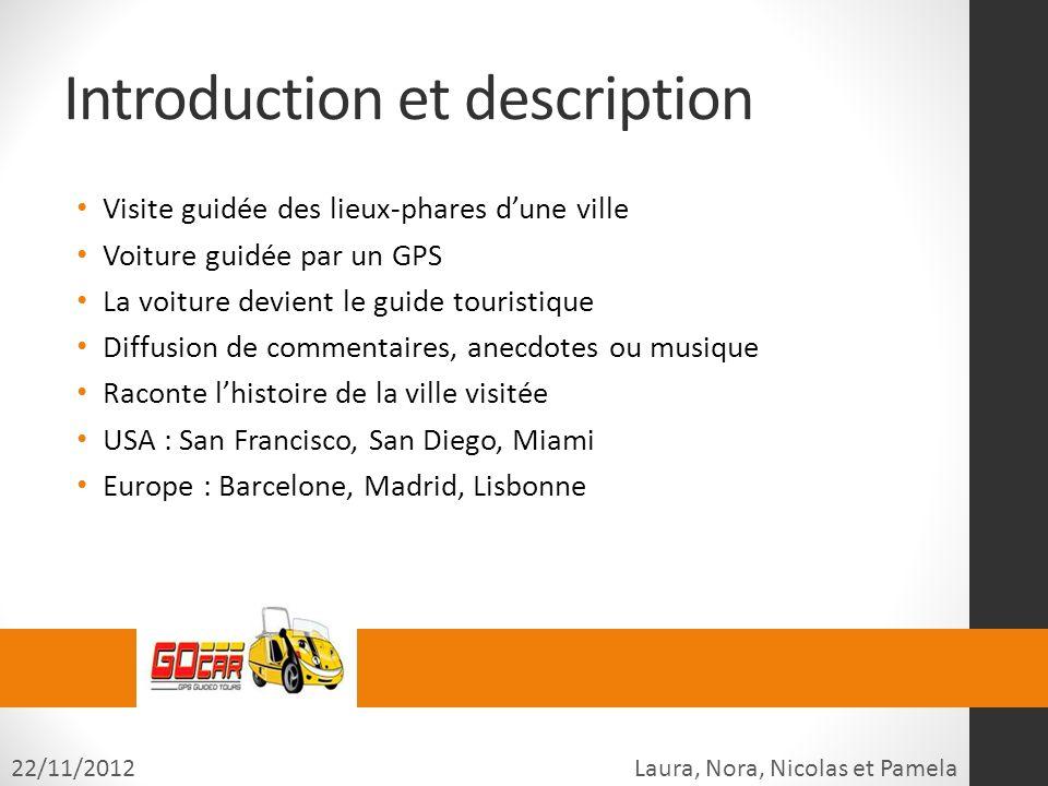 Introduction et description