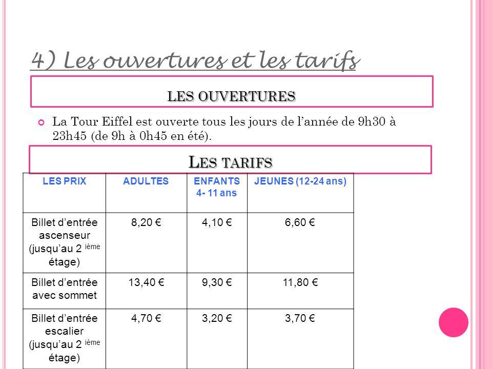 La tour eiffel ppt t l charger - Les dimensions de la tour eiffel ...