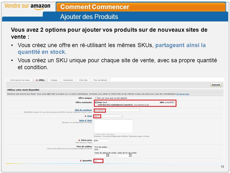 Vendez l 39 international avec le compte vendeur europ en ppt t l charger - Avis site vente unique ...