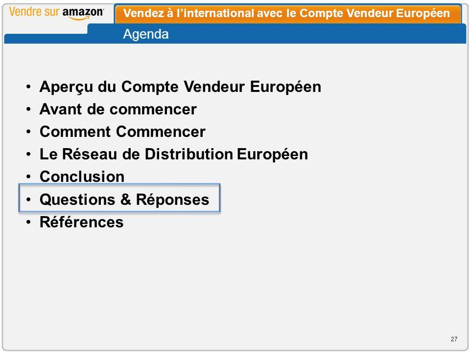 Vendez à l'international avec le Compte Vendeur Européen