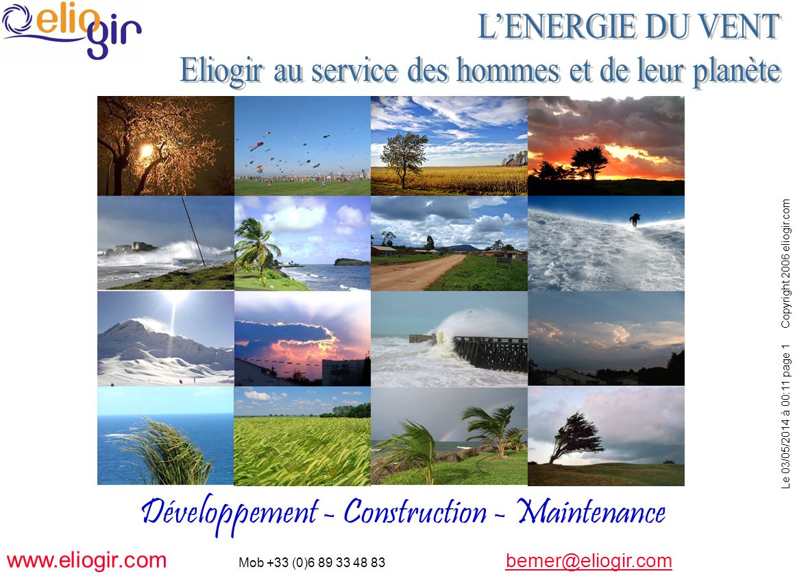 Développement - Construction - Maintenance