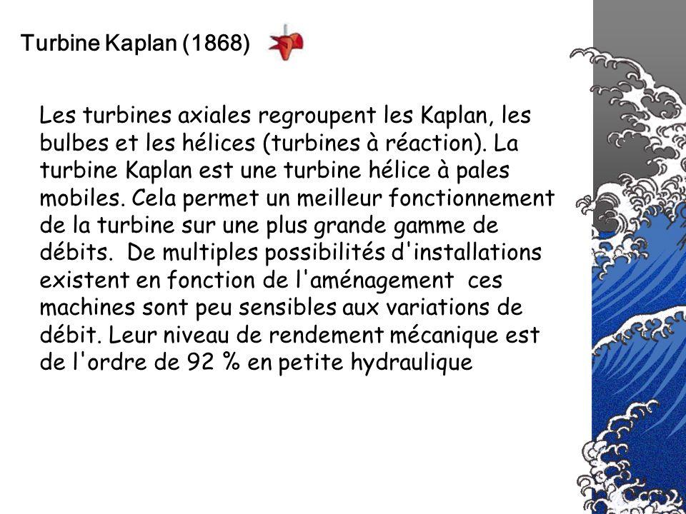 Turbine Kaplan (1868)