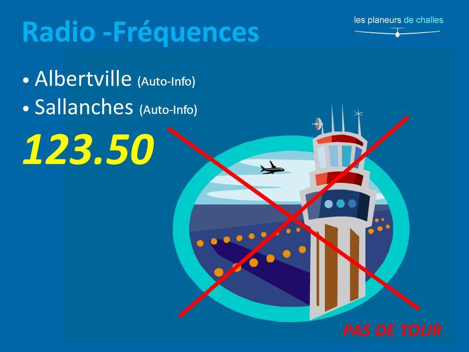 123.50 Radio -Fréquences • Albertville (Auto-Info)