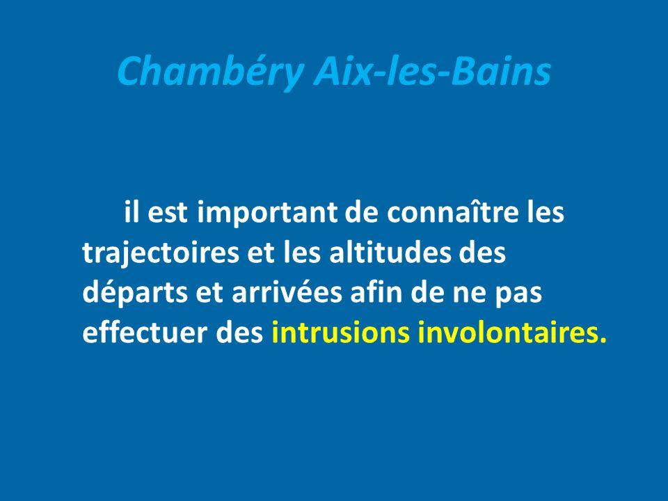 Chambéry Aix-les-Bains