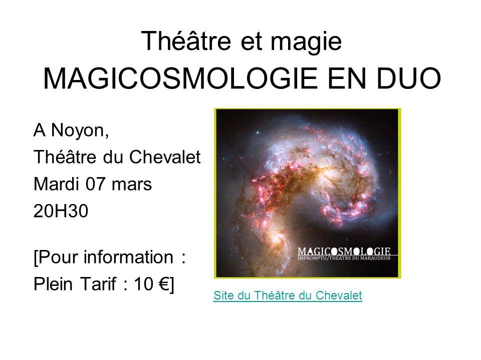 Site du Théâtre du Chevalet