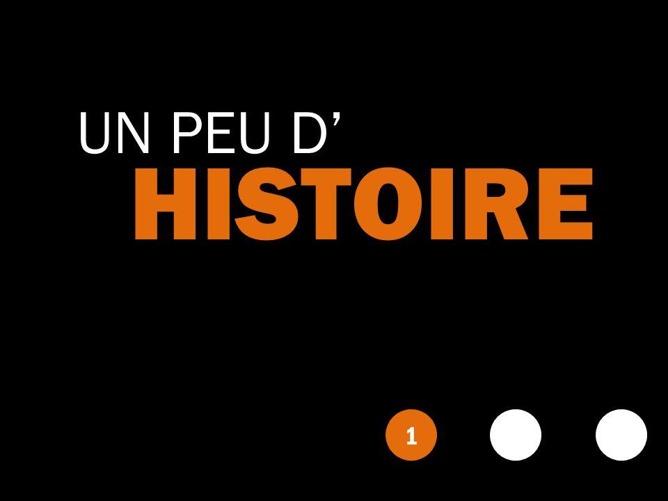UN PEU D' HISTOIRE 1