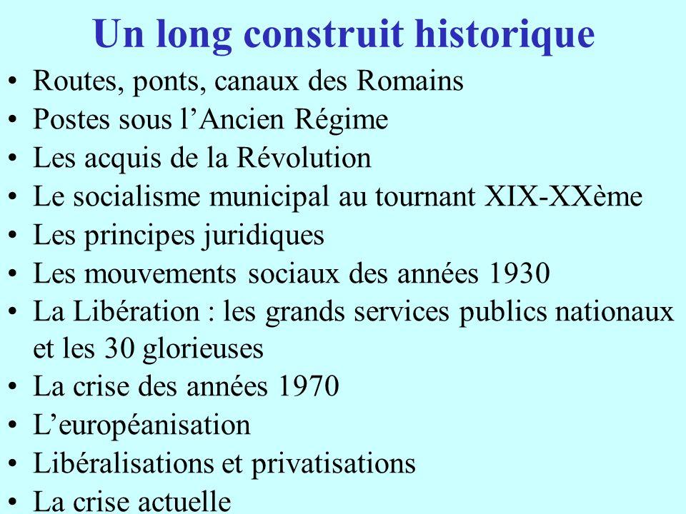 Un long construit historique