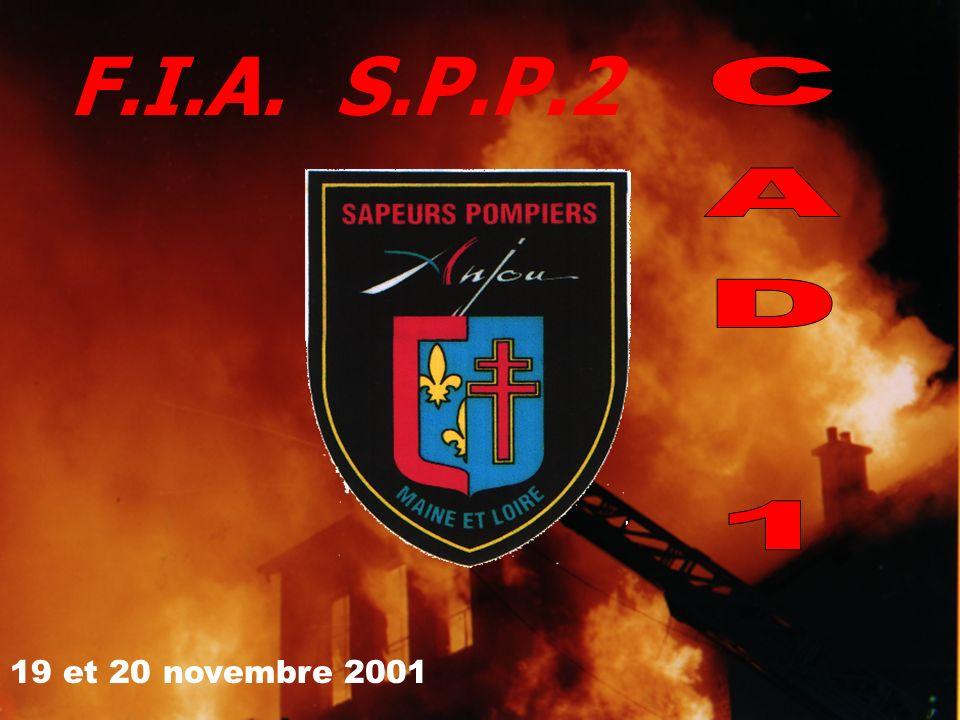 F.I.A. S.P.P.2 CAD 1 19 et 20 novembre 2001