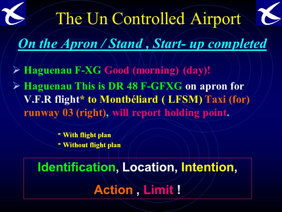 The Un Controlled Airport
