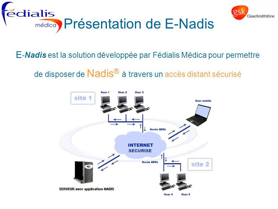 Présentation de E-Nadis