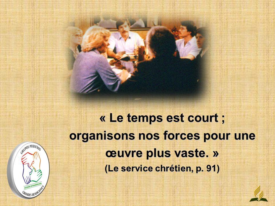 (Le service chrétien, p. 91)