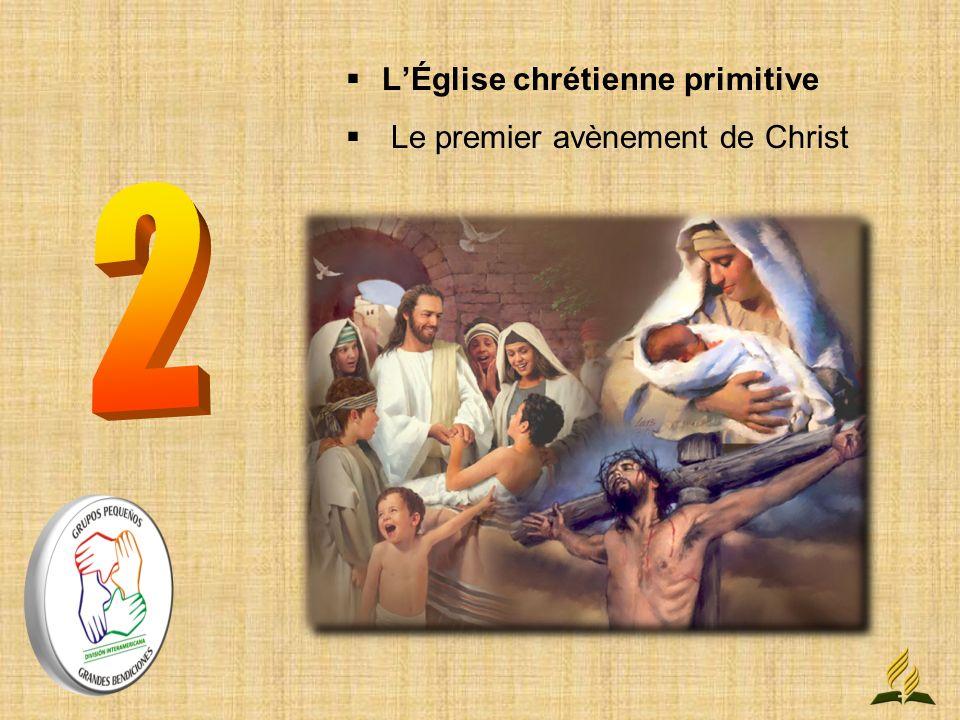 L'Église chrétienne primitive