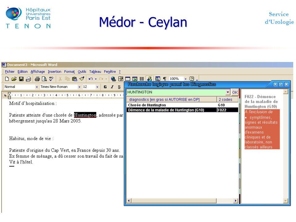 Médor - Ceylan