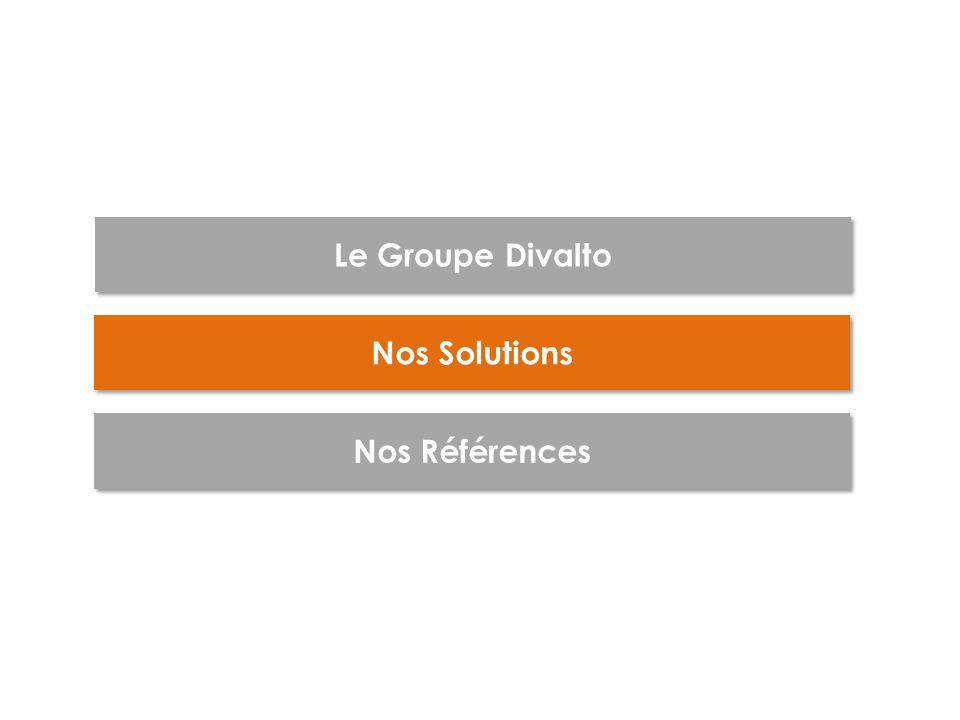 Le Groupe Divalto Nos Solutions Nos Références