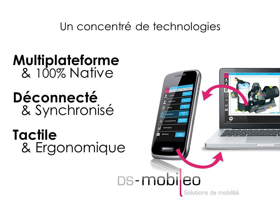 Un concentré de technologies