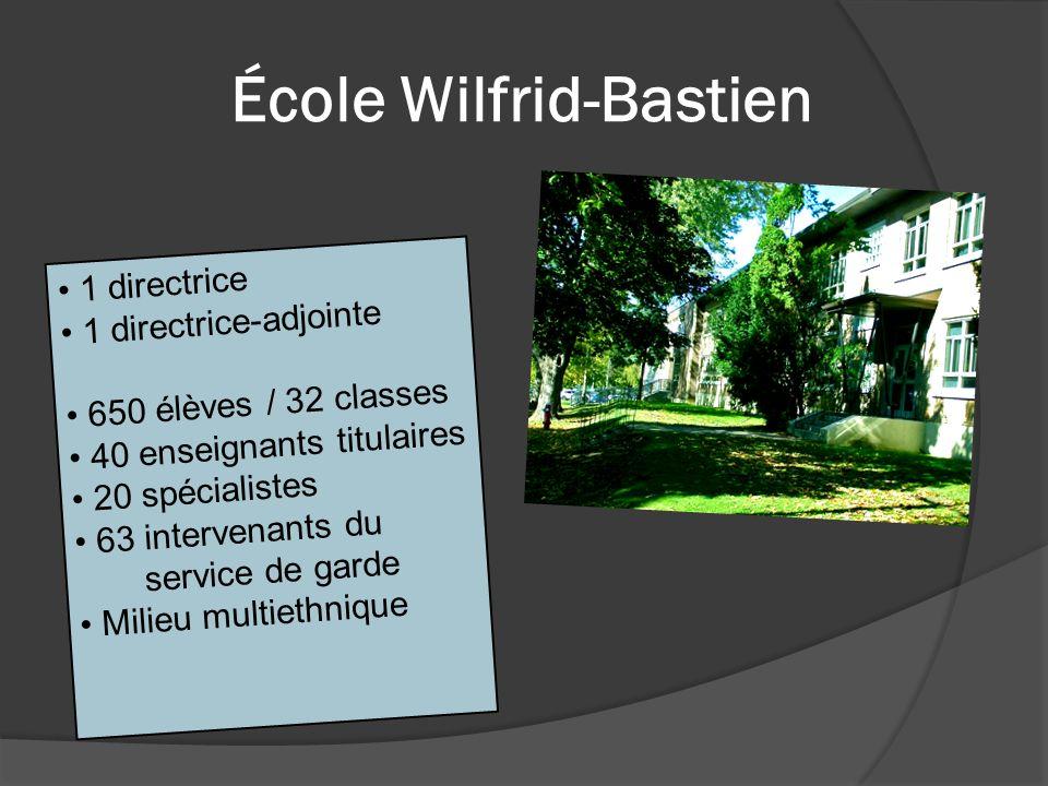 École Wilfrid-Bastien