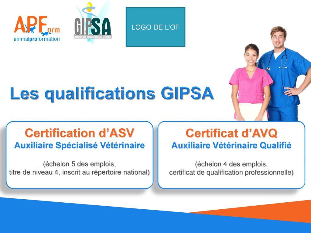offre d emploi auxiliaire specialise veterinaire