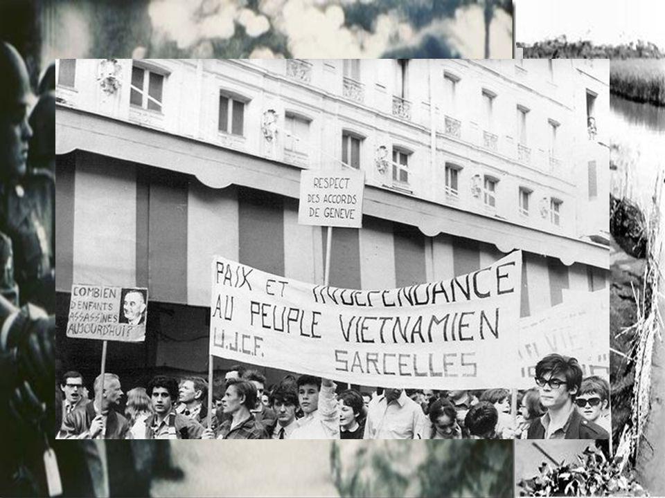 III) Le tournant de la guerre froide et le traumatisme de la guerre du Vietnam