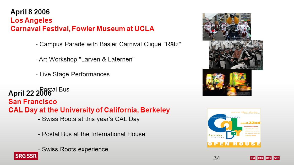 Carnaval Festival, Fowler Museum at UCLA