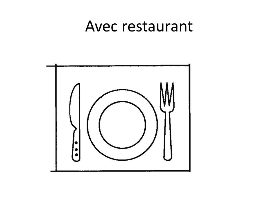 Avec restaurant