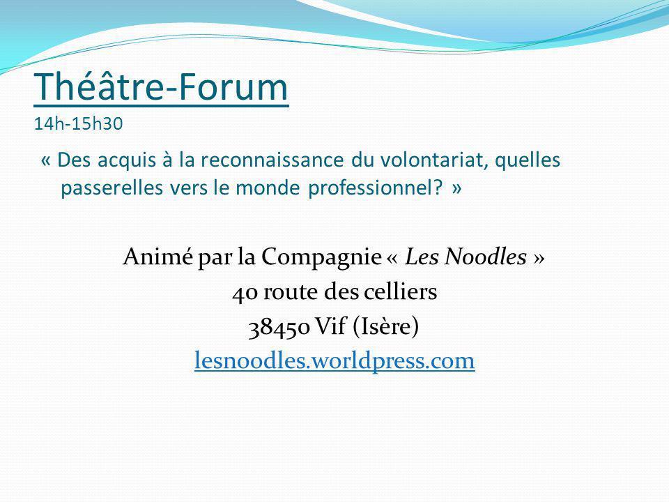 Animé par la Compagnie « Les Noodles »