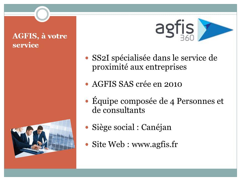 SS2I spécialisée dans le service de proximité aux entreprises