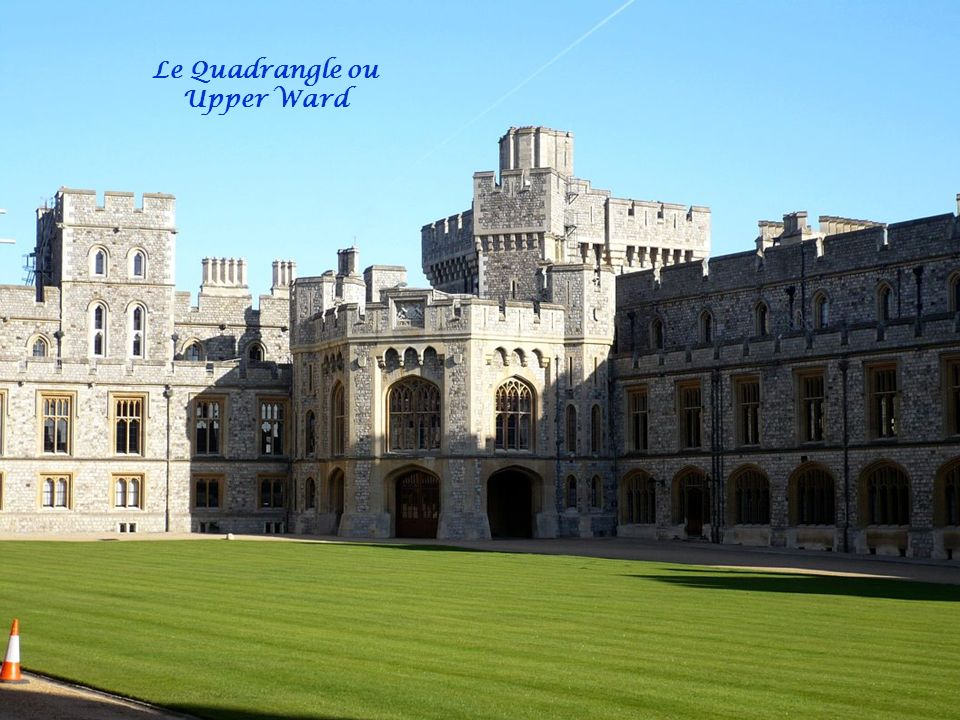 Le Quadrangle ou Upper Ward